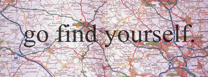 Go find yourself.